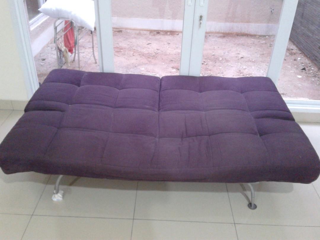 Kursi Sofa Sofabed Tidur Lipat Multifungsi Merk Informa Mulus