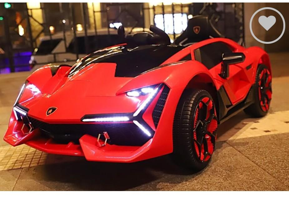 Lamborghini Kids Ride On Toys Games Other Toys On Carousell