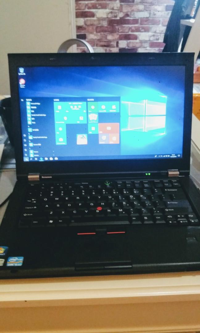 Lenovo  T420, i5, 4gb, 268 Ssd, 90%new, with charger and battery. Whatsapp 64625204