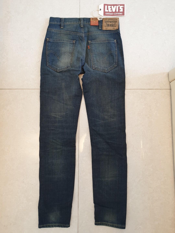 Levis Vintage 605 Jeans size 28