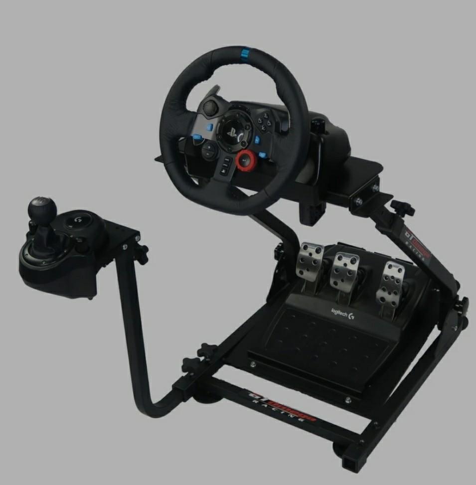 Logitech G29 Racing Wheel + Shifter