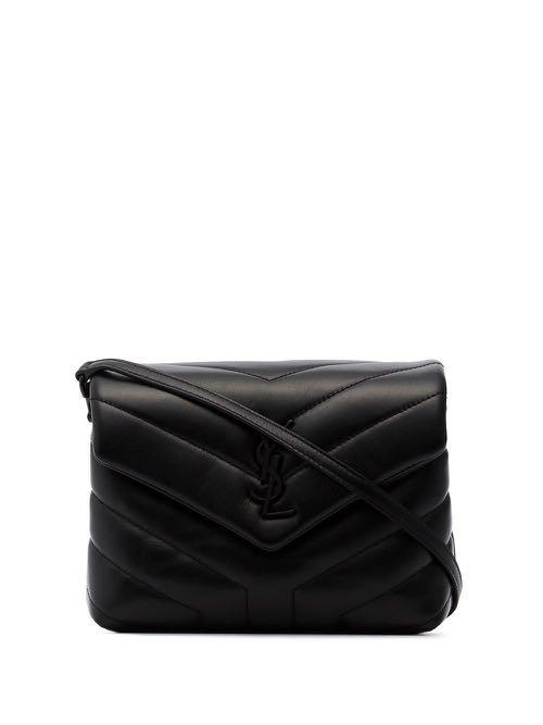 Looking for:  YSL Saint Laurent Toy Loulou in Black/Black