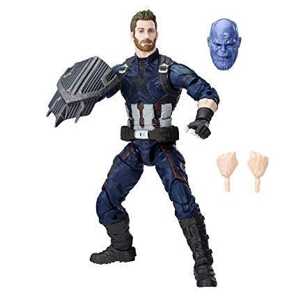 Marvel Legend Infinity War Captain America