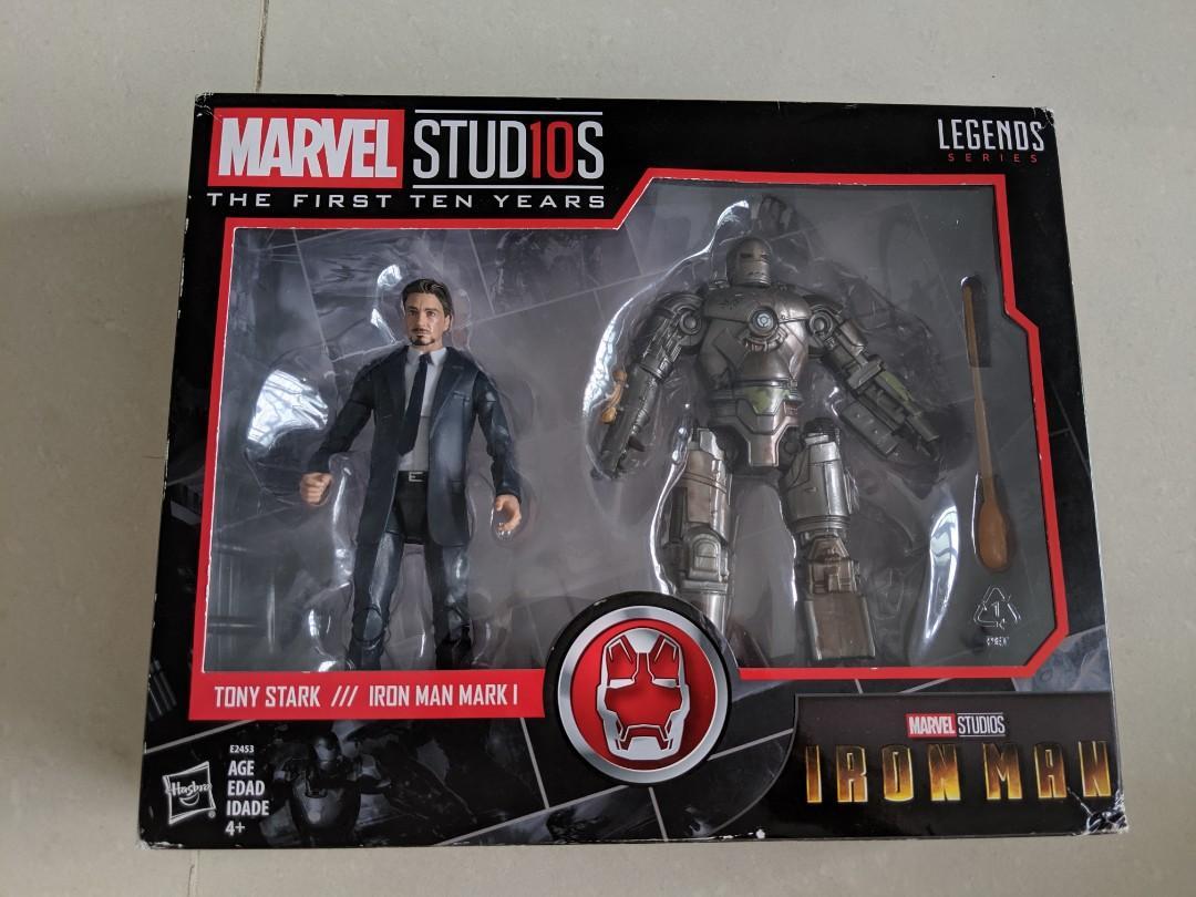 Marvel Studio 10 Years TonyStark/Mark 1