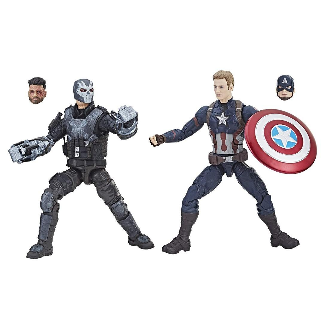 Marvel Studios 10 years Captain America / Crossbones