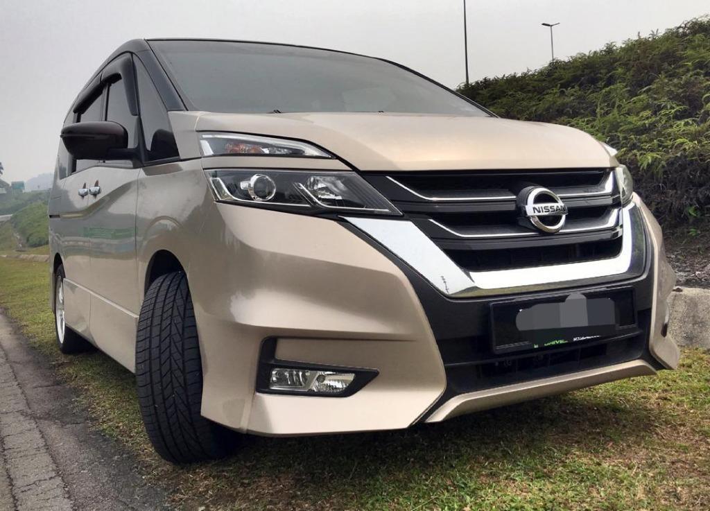 Nissan SERENA 2.0 S-HYBRID H.W STAR IMPUL (A)