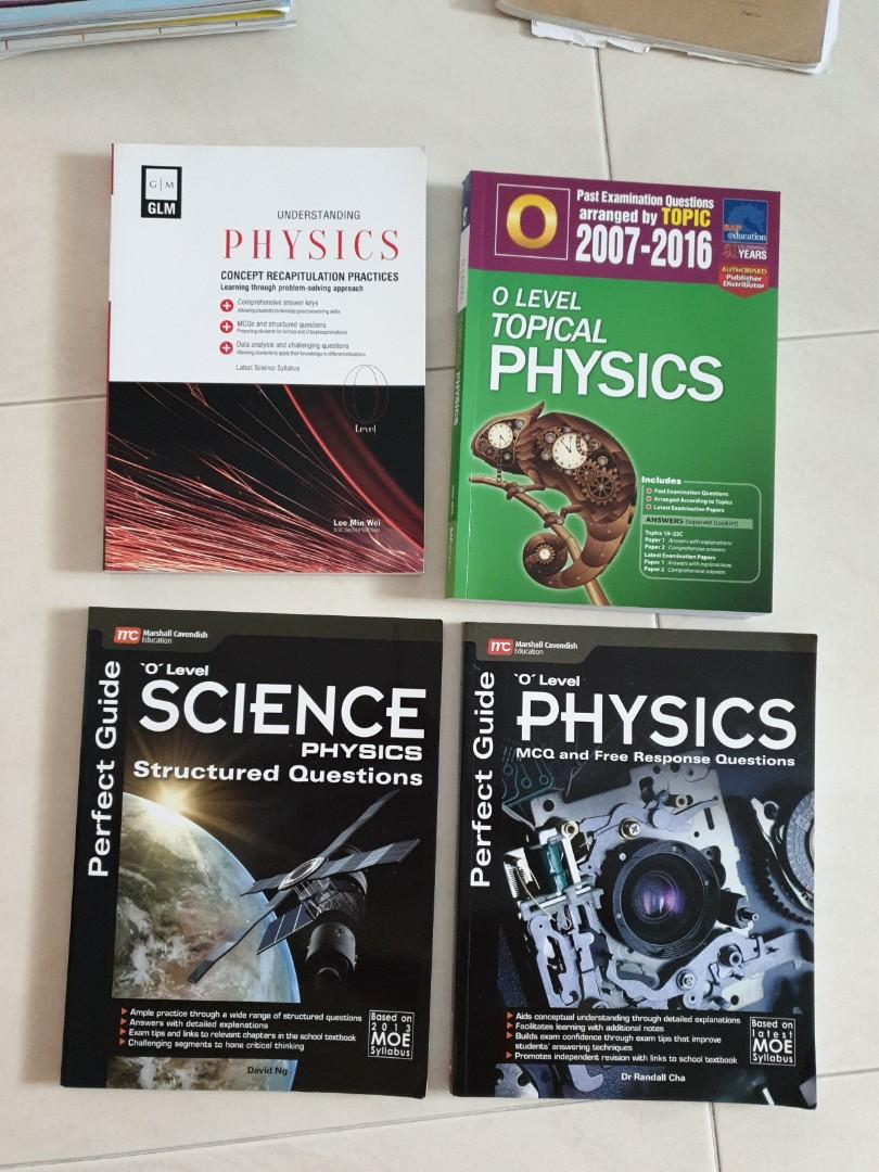 O level Physics guide