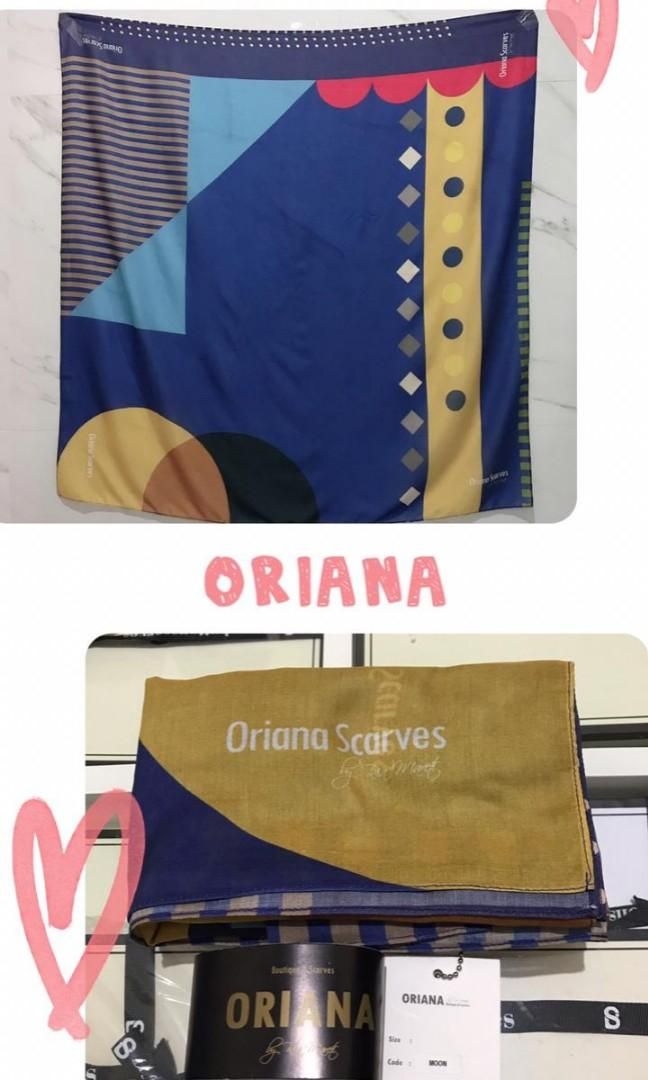Original ORIANA SCARVES