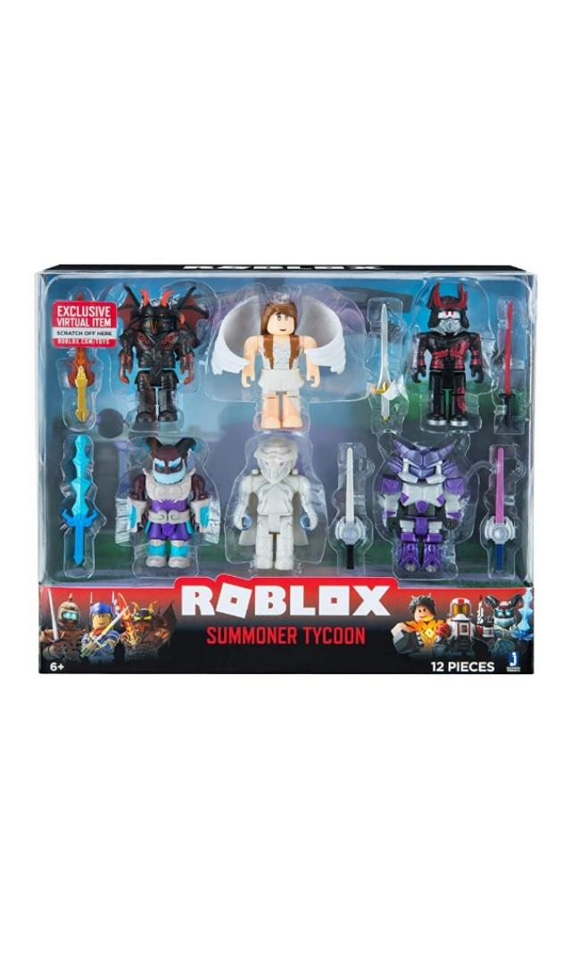 Po Roblox Summoner Tycoon 6 Pack Toys Games Bricks - po roblox summoner tycoon 6 pack toys games bricks