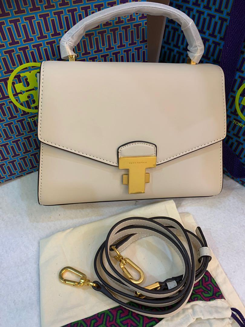 Ready stock authentic Tory Burch Juliette totes sling bag handbag
