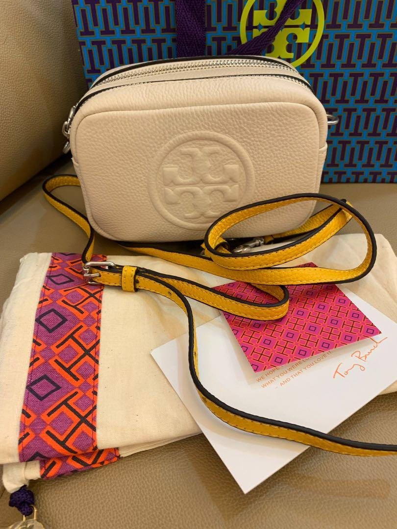 Ready Stock Authentic Tory Burch Kira Perry camera bag
