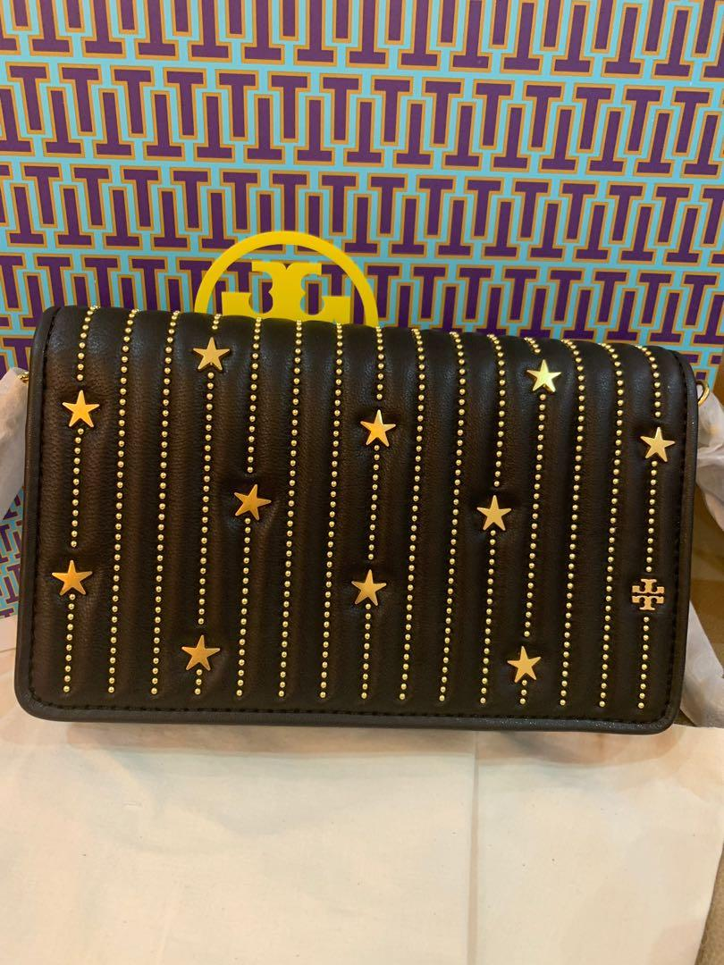 Ready Stock Authentic Tory Burch woc star 🌟 sling bag