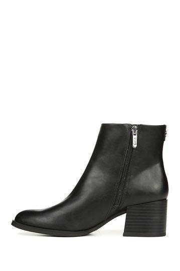 Sam Eldeman Black Leather Boots