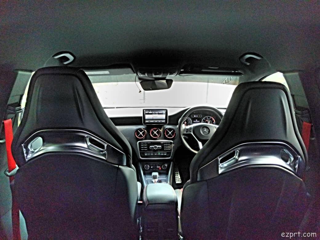 SEWA BELI>>MERCEDES-BENZ A45 SPORT A45 AMG 4Matic Sport (AWD) 2.0 Twinturbo 360BHP 2013/2018