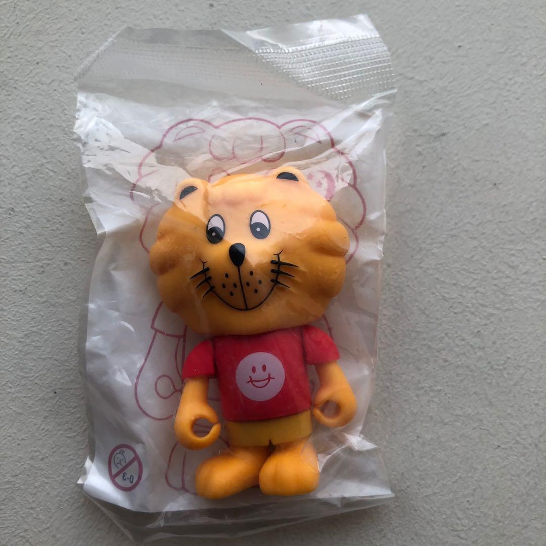 SG50 Singa The Courtesy Lion Mascot Figurine