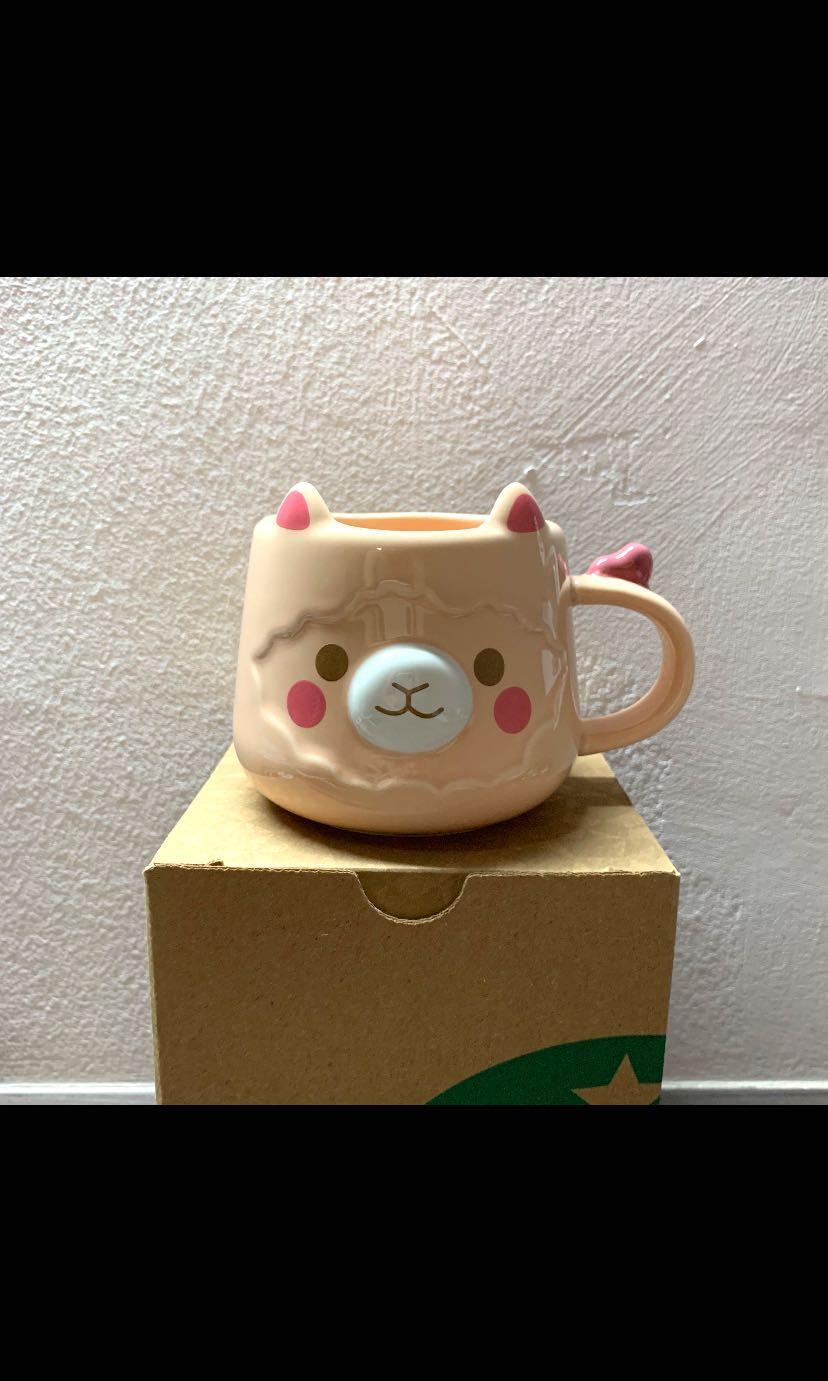 Starbucks Mug - Alpaca
