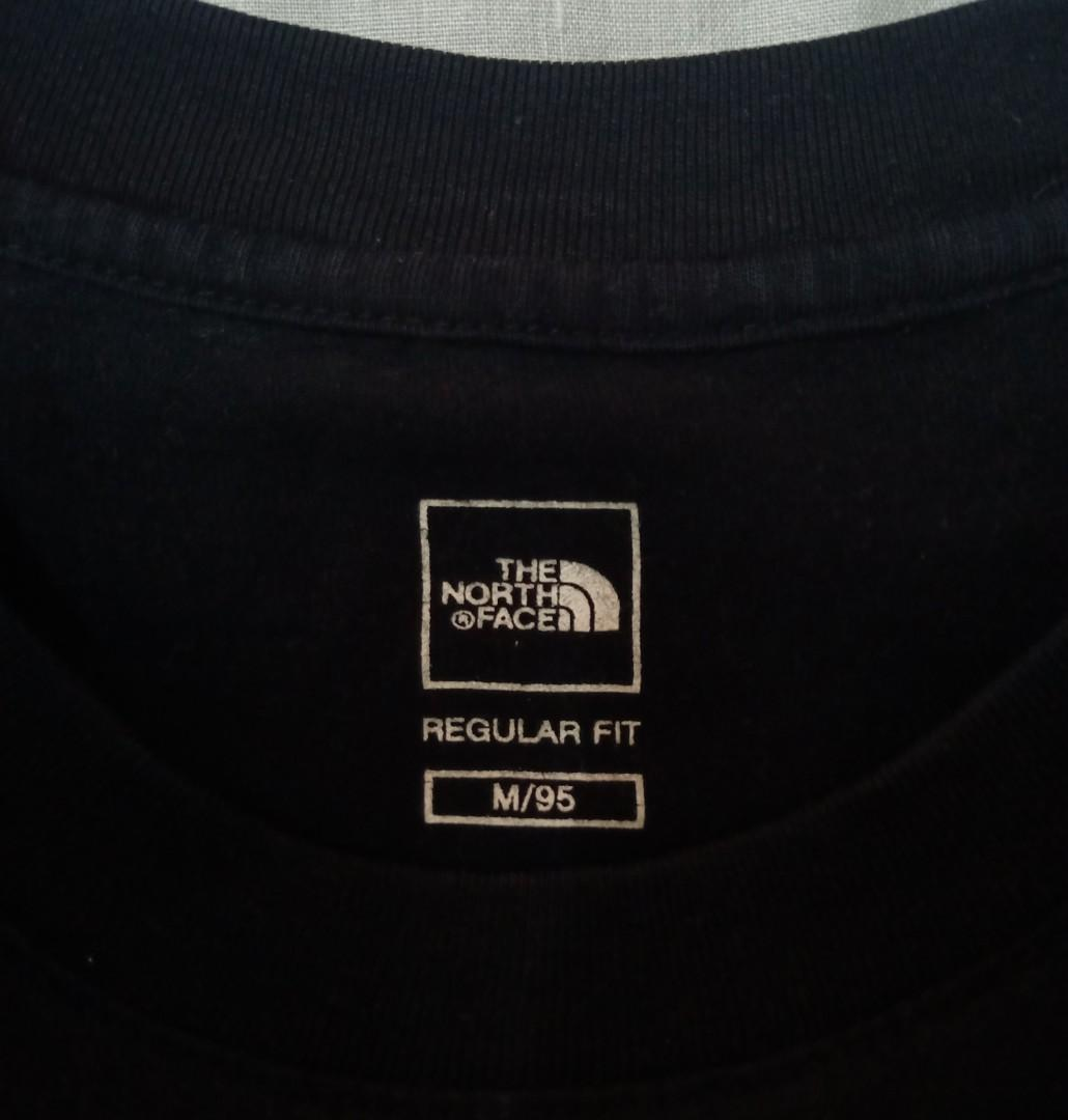 The North face long sleeve