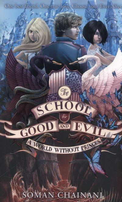 the school for good and evil (book 1-3)