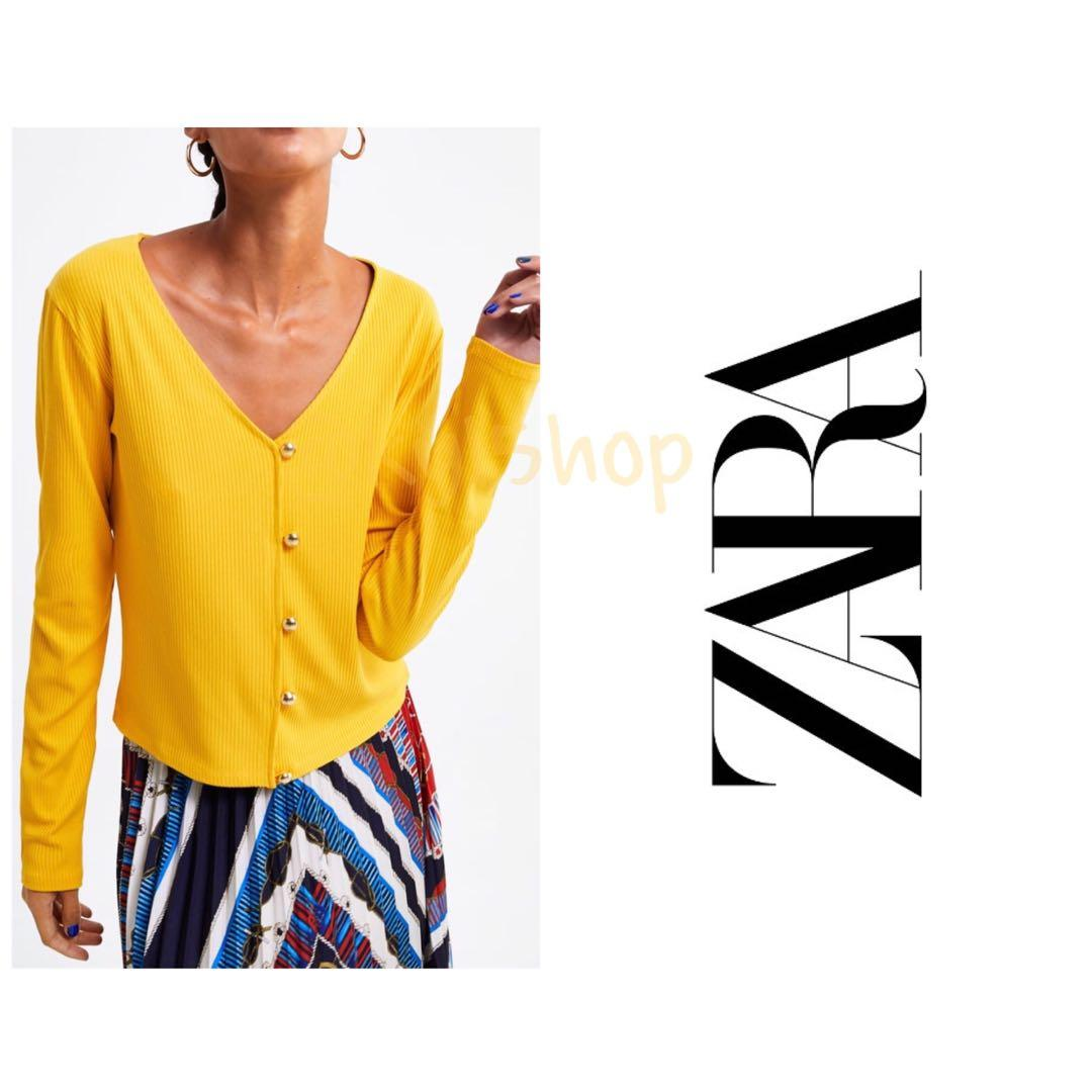 Top ZARA WOMAN ORIGINAL