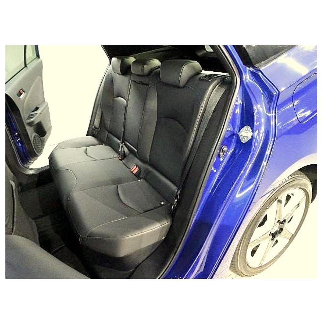 Toyota Prius (ZVW50)(15-present) car mats.