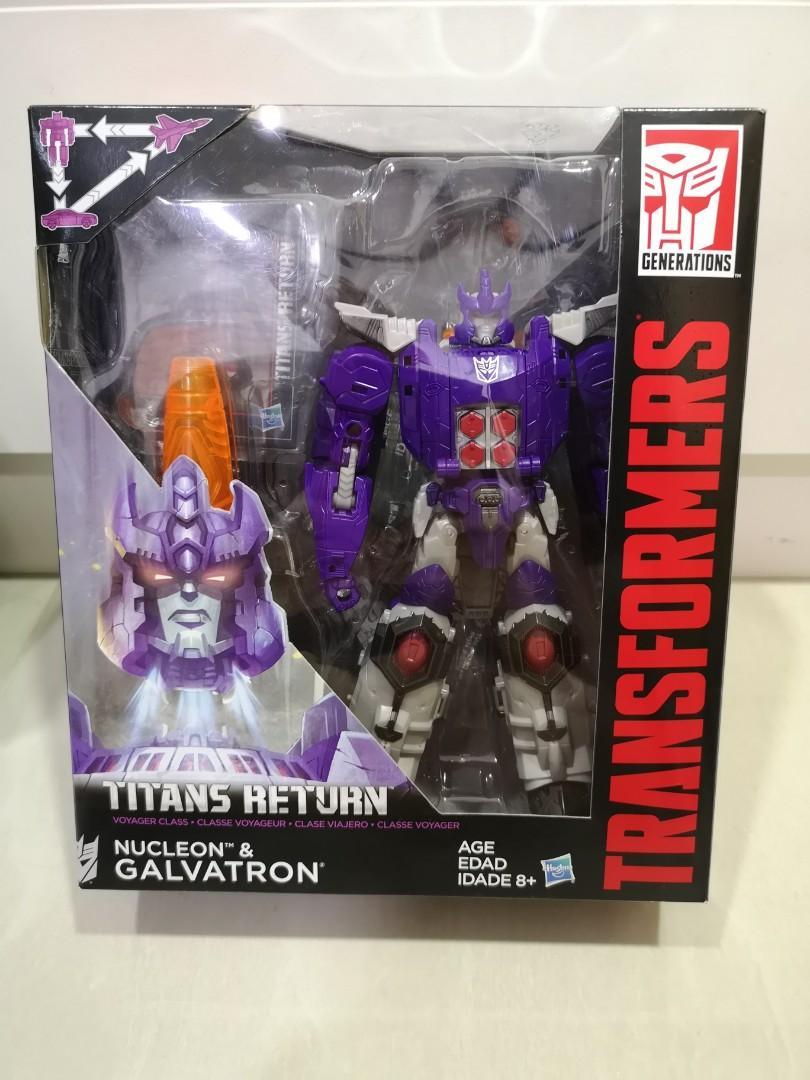 Shockwave Lab SL-21 Transformers Titan return Blitzwing weapon Upgrade Kit New