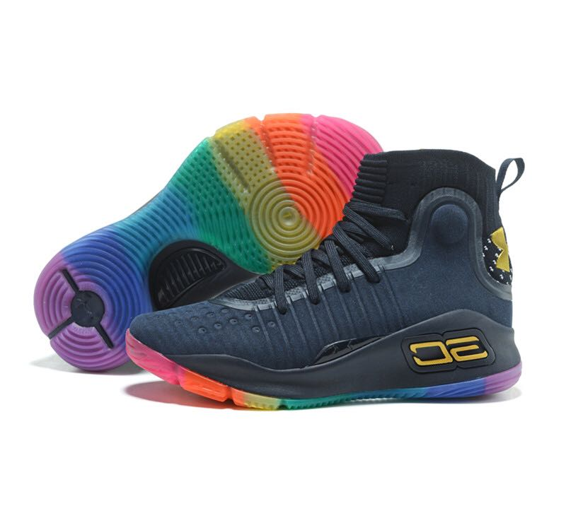 Under Armour Curry 4s Basketball Shoes