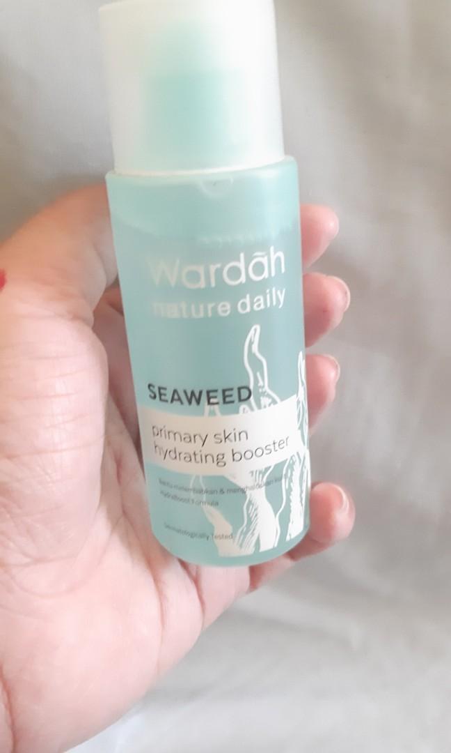 Wardah primary skin hydrating booster