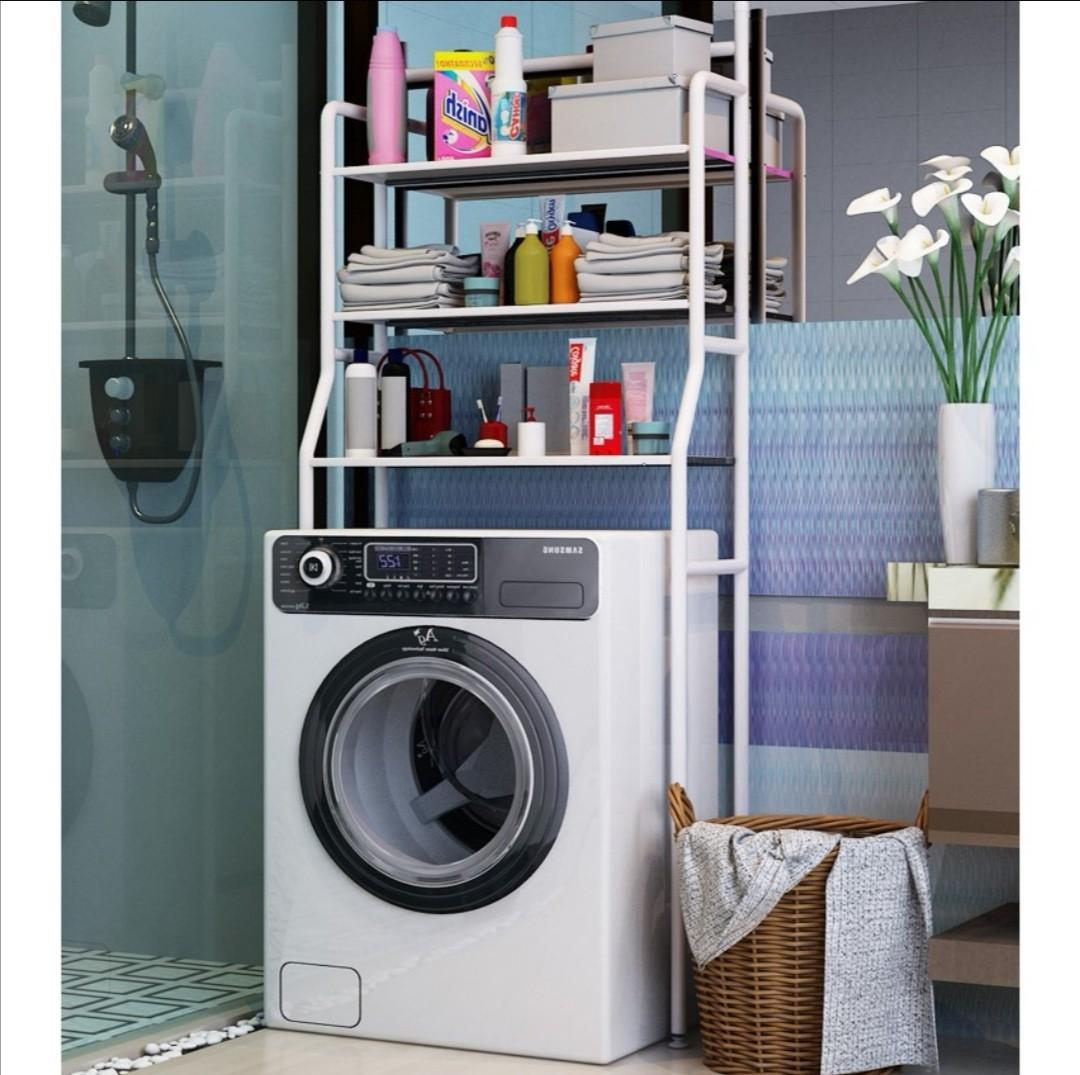 Washing Machine Rack Space Saver Organiser