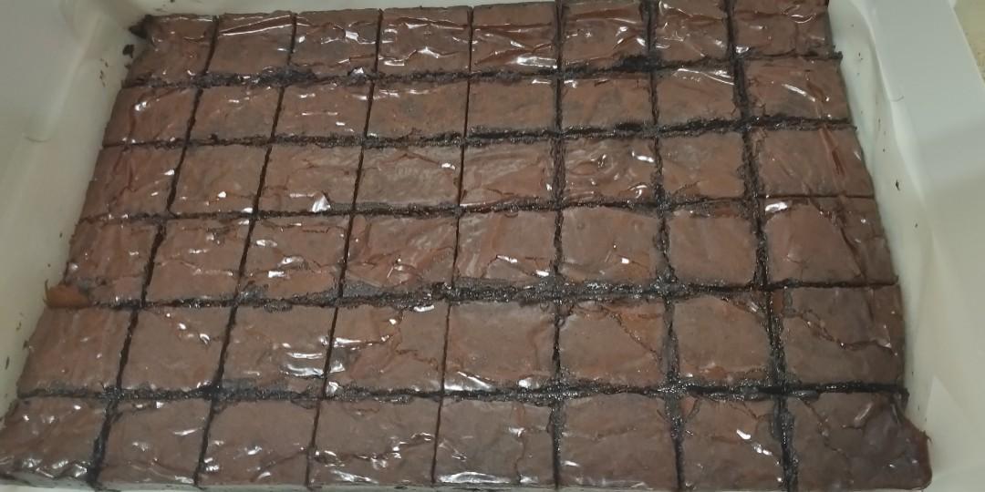 Wrinkle Brownies