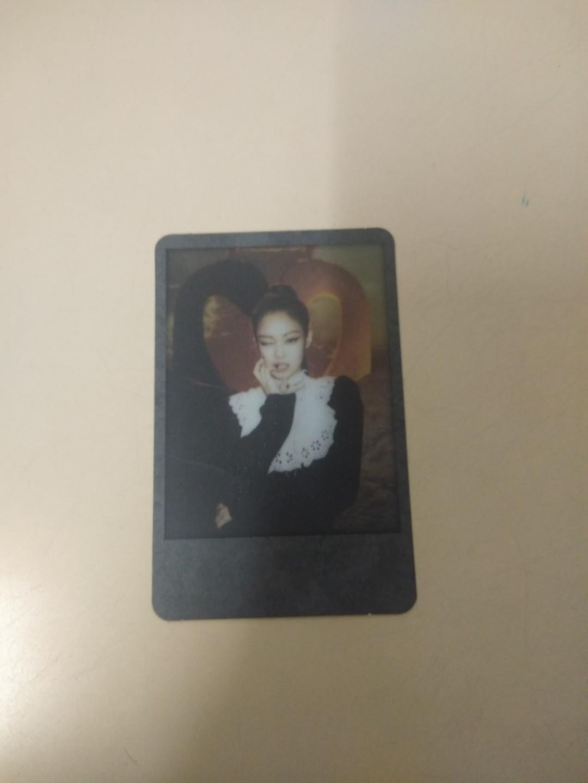 WTS Blackpink Jennie's Polaroid Kill This Love(official)