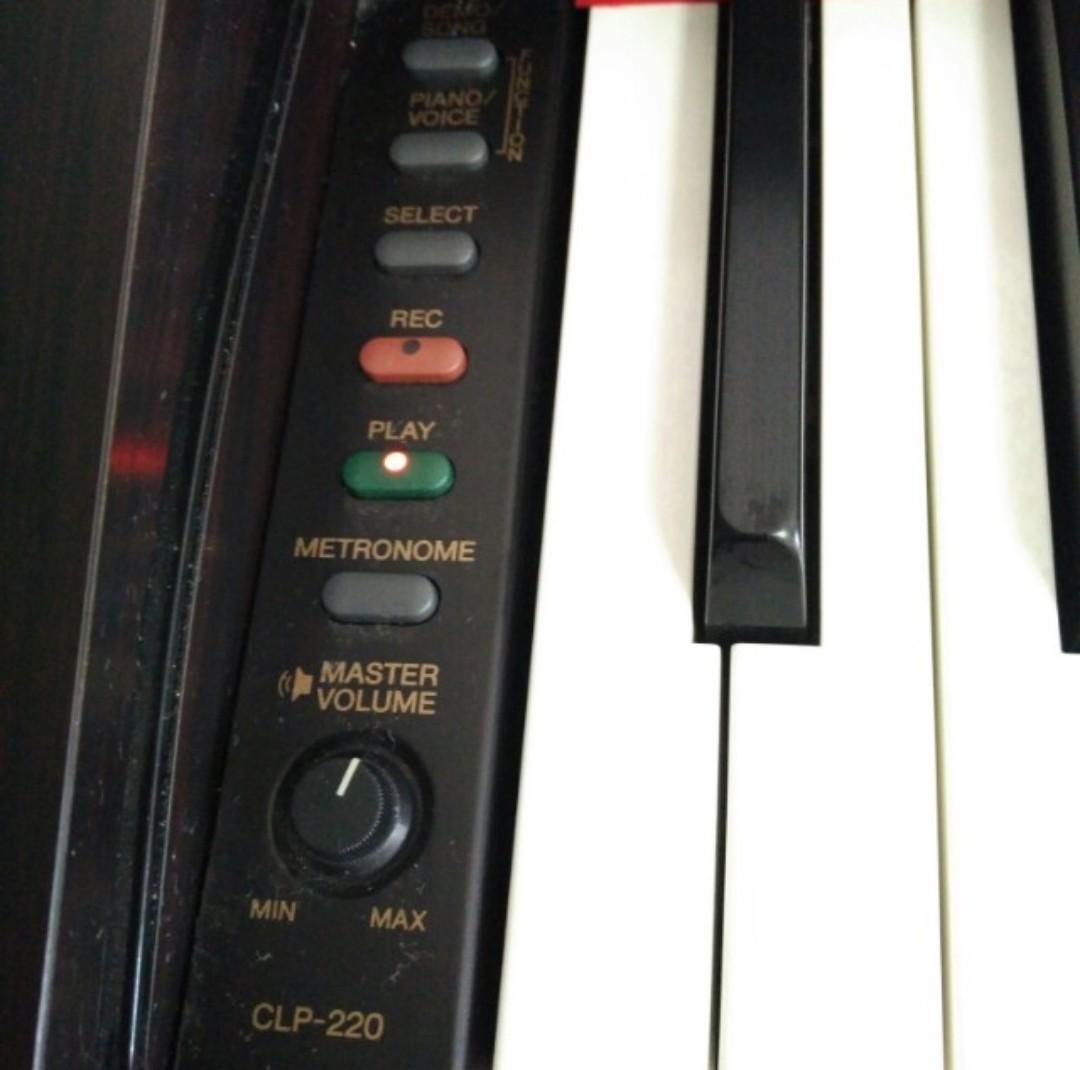 Yamaha Digital Piano