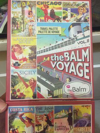 The balm Travel palette