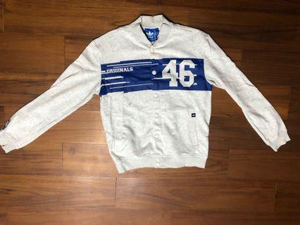 adidas originals s棒球外套