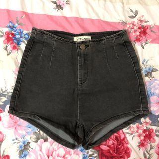 [BNWT]  High Waisted denim shorts
