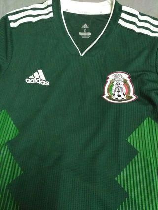 Jersi WC Mexico