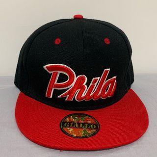 九成新 phila棒球帽