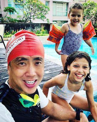 Kids Swimming Lesson Private 1 to 1  🏊♀️ SwimSafer