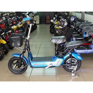 電動車E-Bike- AFB1 (藍)-電動自行車/電動輔助自行車/電動機車/電動車