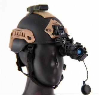 [STOCK] 1/6 Scale Soldier Story SS105 ISOF MICH 2000 Helmet & NVG