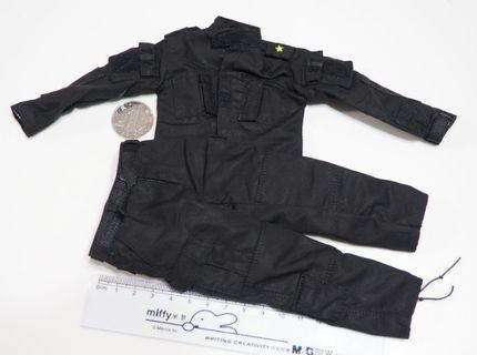 [STOCK] Soldier Story SS105 ISOF 1/6 Scale Black BDU