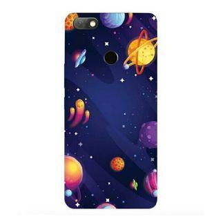 New Galaxy Infinix Note 5 Custom Hard Case