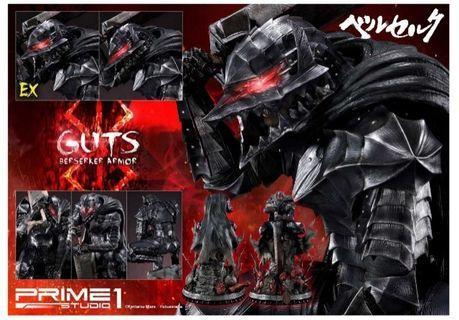 [STOCK] EXCLUSIVE PRIME 1 STUDIO  UPMBR-04 Berserk Guts, Berserker Armor EX Version