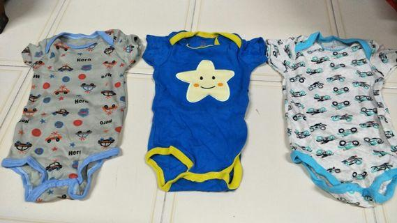 Baby romper (0 to 18 months)