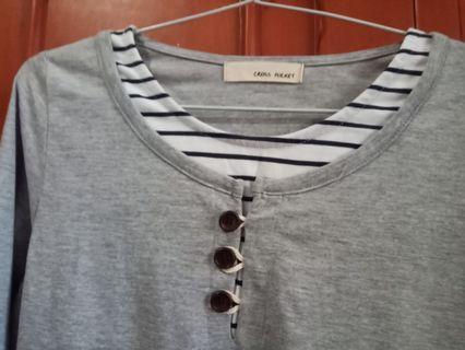Atasan wanita / baju polos