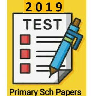 CHEAPEST!! 2019 P6 Primary School Exam Paper