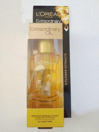 L'Oreal Paris Elvive Extraordinary Oil Hair Serum 100 ml