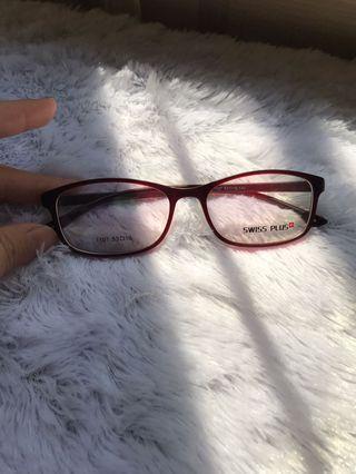 Kacamata Swiss Plus