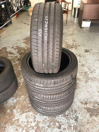 215/45/17 Used Tyre