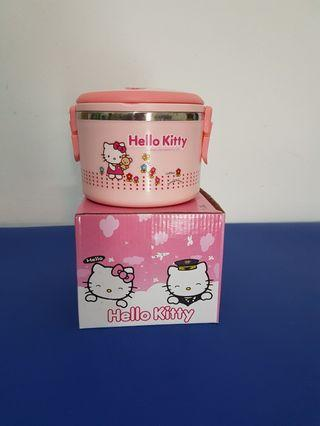 Lunchbox/ tempat bekal hello kitty