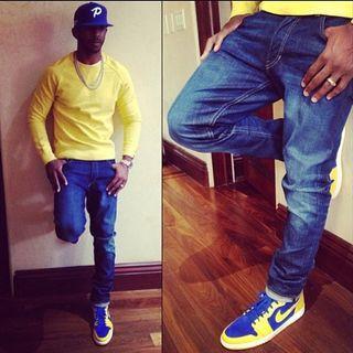 Authentic Nike Air Jordan 1 Laney CP3